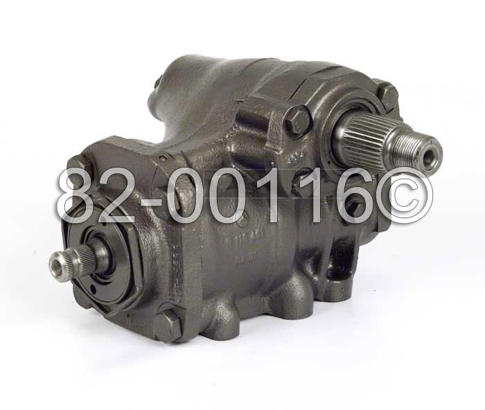 Mercedes_Benz 300CD                          Power Steering Gear BoxPower Steering Gear Box