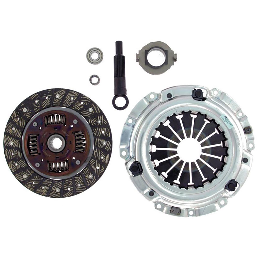 Mazda Protege                        Clutch Kit - Performance UpgradeClutch Kit - Performance Upgrade