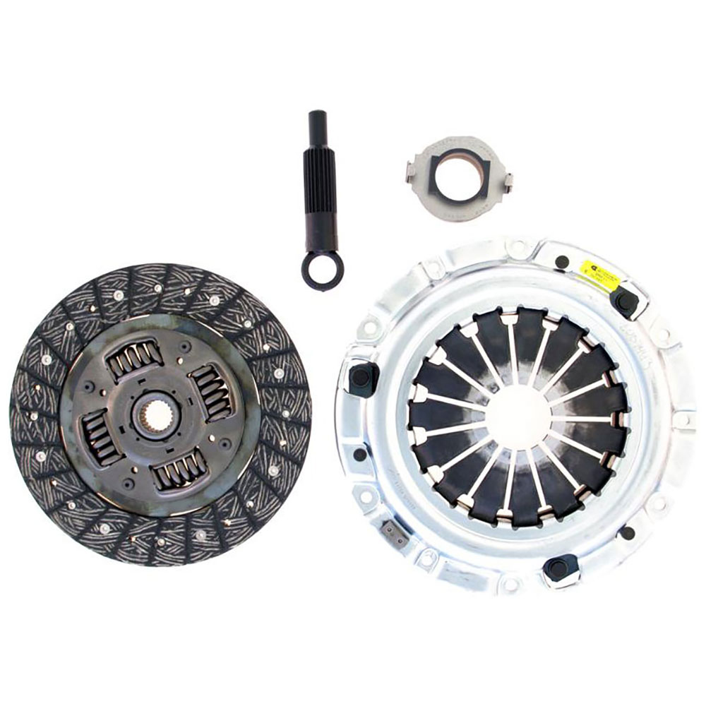 Mazda 6                              Clutch Kit - Performance UpgradeClutch Kit - Performance Upgrade