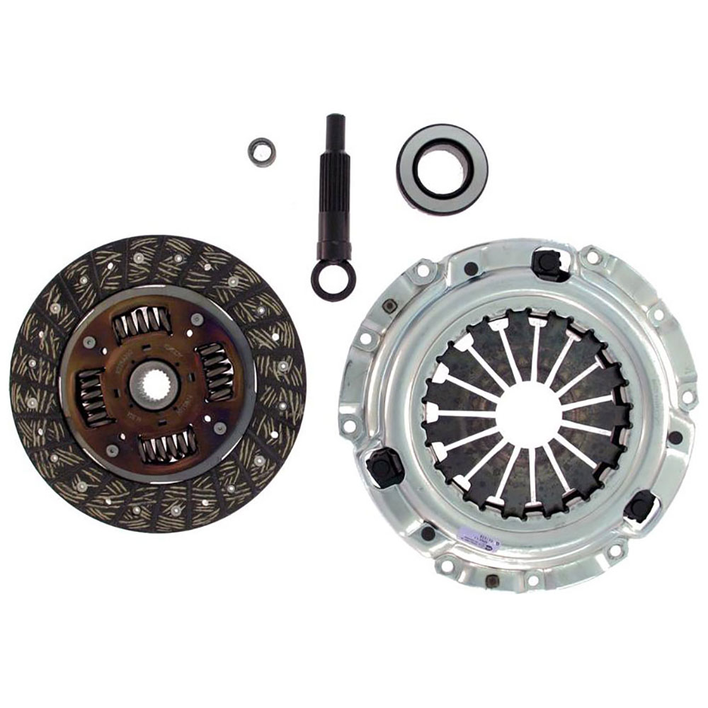 Mazda 3 Clutch Kit - Performance Upgrade