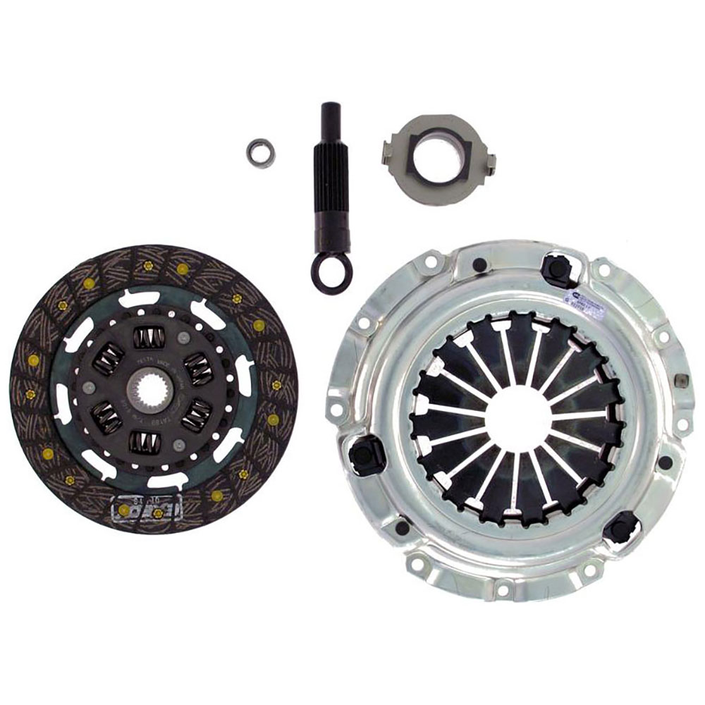 Mazda Miata                          Clutch Kit - Performance UpgradeClutch Kit - Performance Upgrade