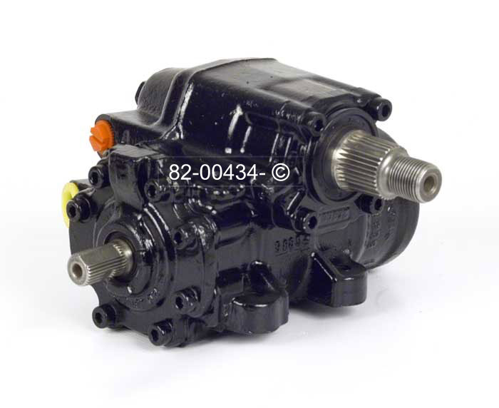Jeep Rubicon                        Power Steering Gear BoxPower Steering Gear Box