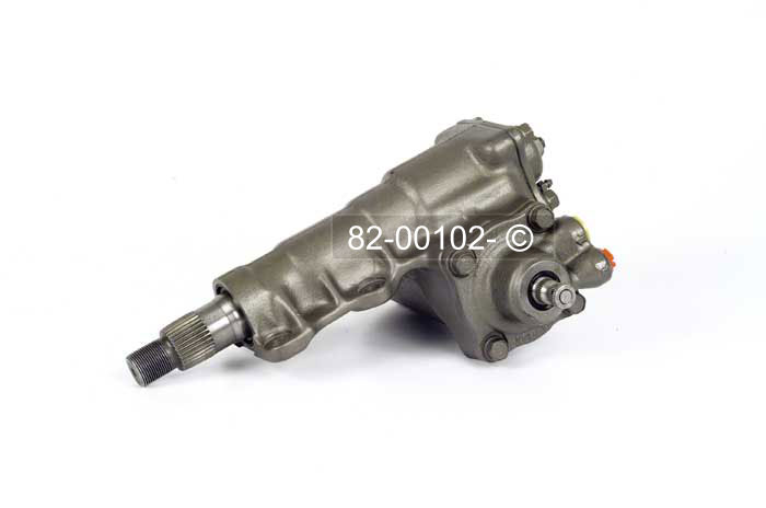 Mitsubishi Montero                        Power Steering Gear BoxPower Steering Gear Box