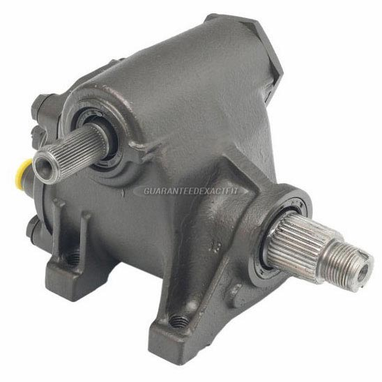 Volkswagen Super Beetle                   Manual Steering Gear Box