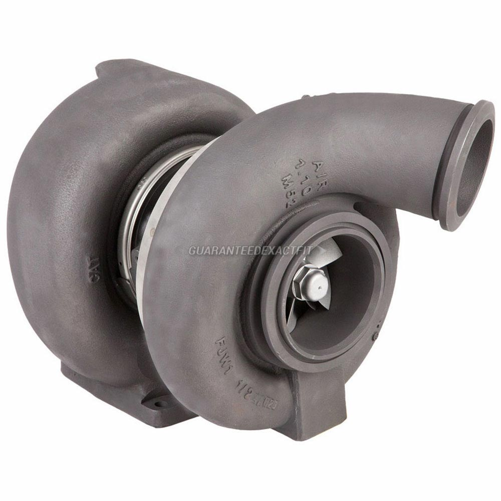 2014 Caterpillar All Models Cat C15 ACERT Engines with Caterpillar Turbocharger Number 231-6616 [Low Pressure Turbocharger] Turbocharger