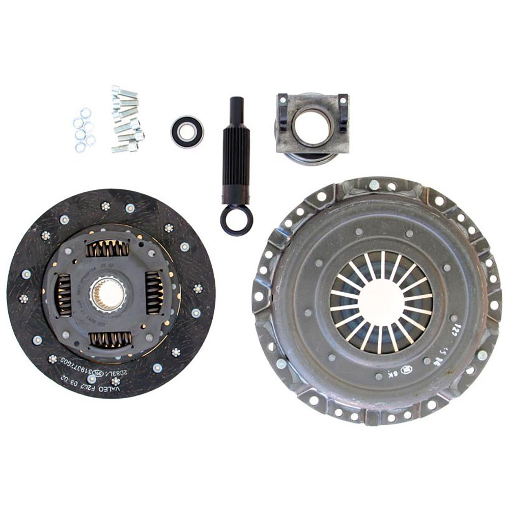 Mercedes_Benz 190D                           Clutch KitClutch Kit