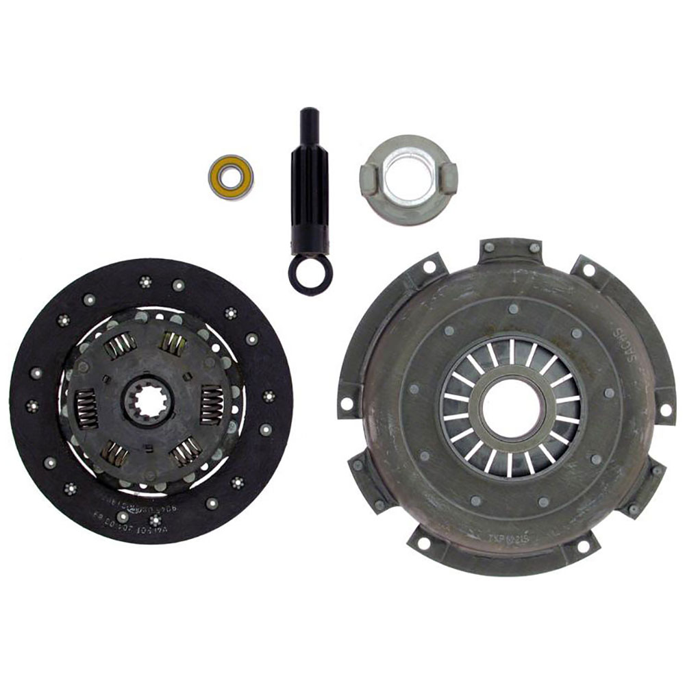 Mercedes_Benz 200D                           Clutch KitClutch Kit