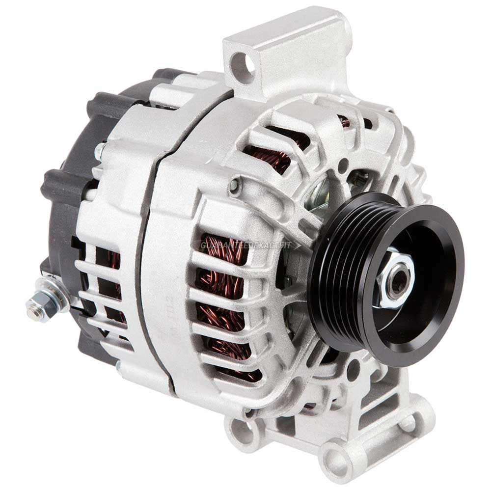 Chevrolet Colorado                       AlternatorAlternator