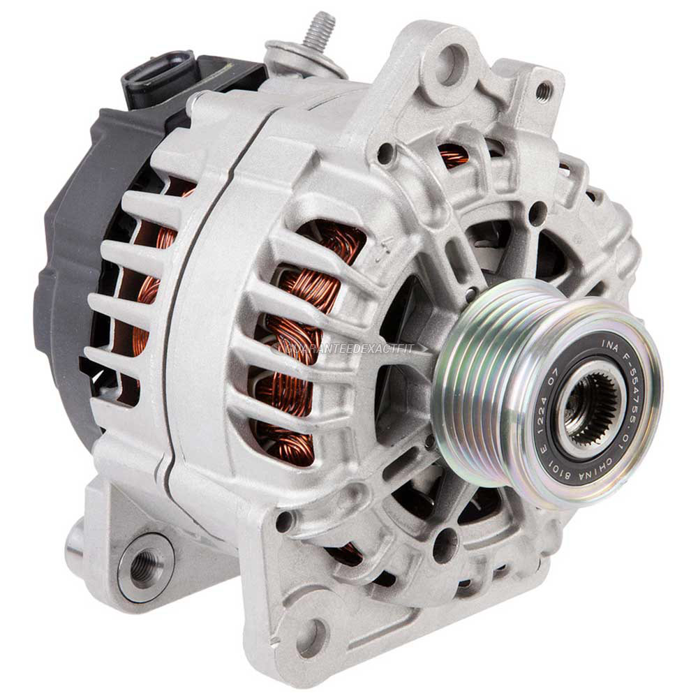 Nissan Rogue                          AlternatorAlternator