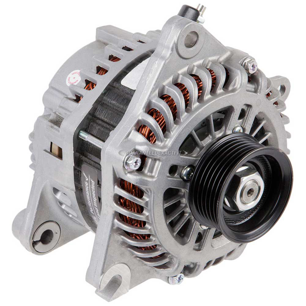 Ford Edge                           AlternatorAlternator
