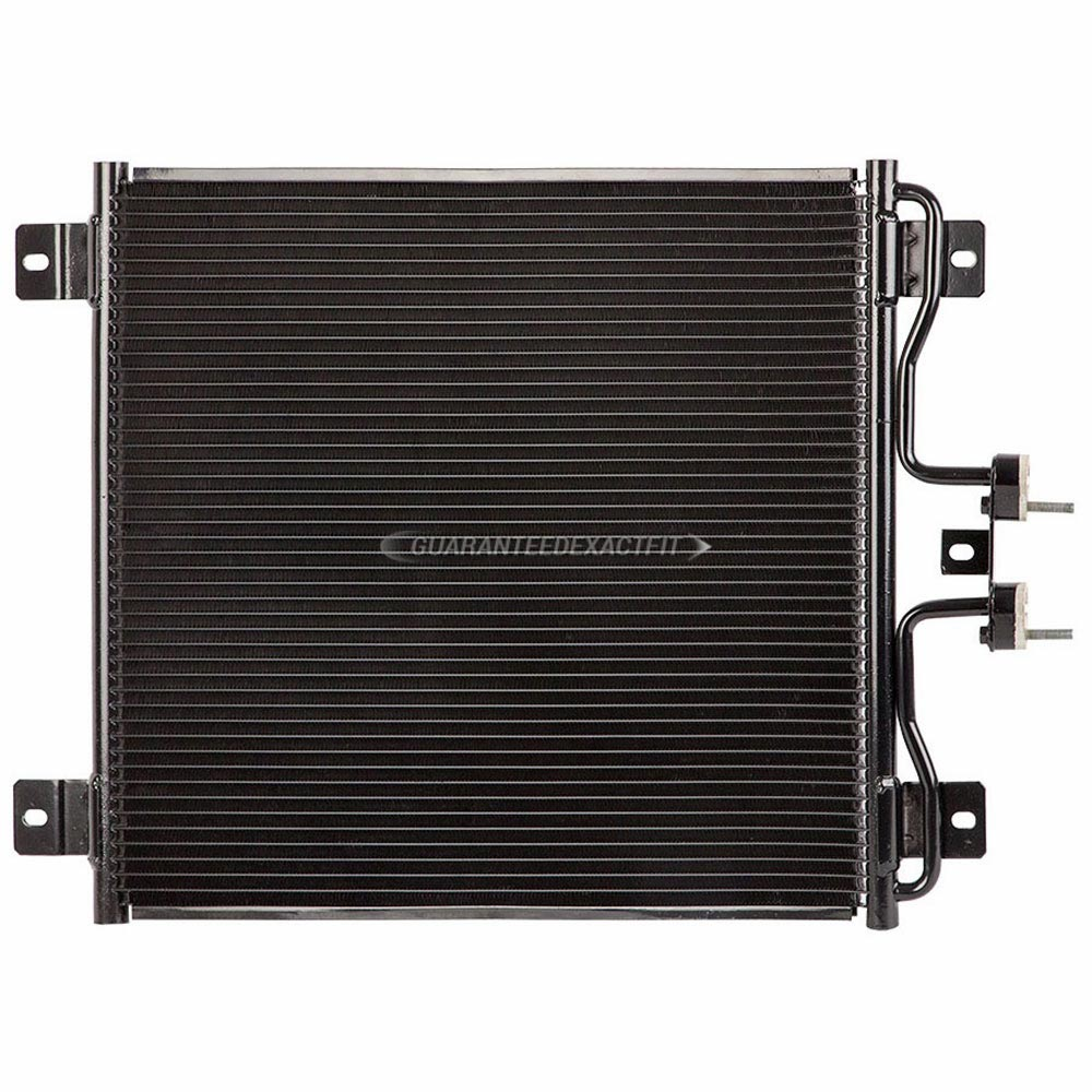 International All Models A/C Condenser
