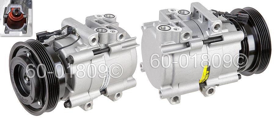 Hyundai Santa Fe                       A/C CompressorA/C Compressor