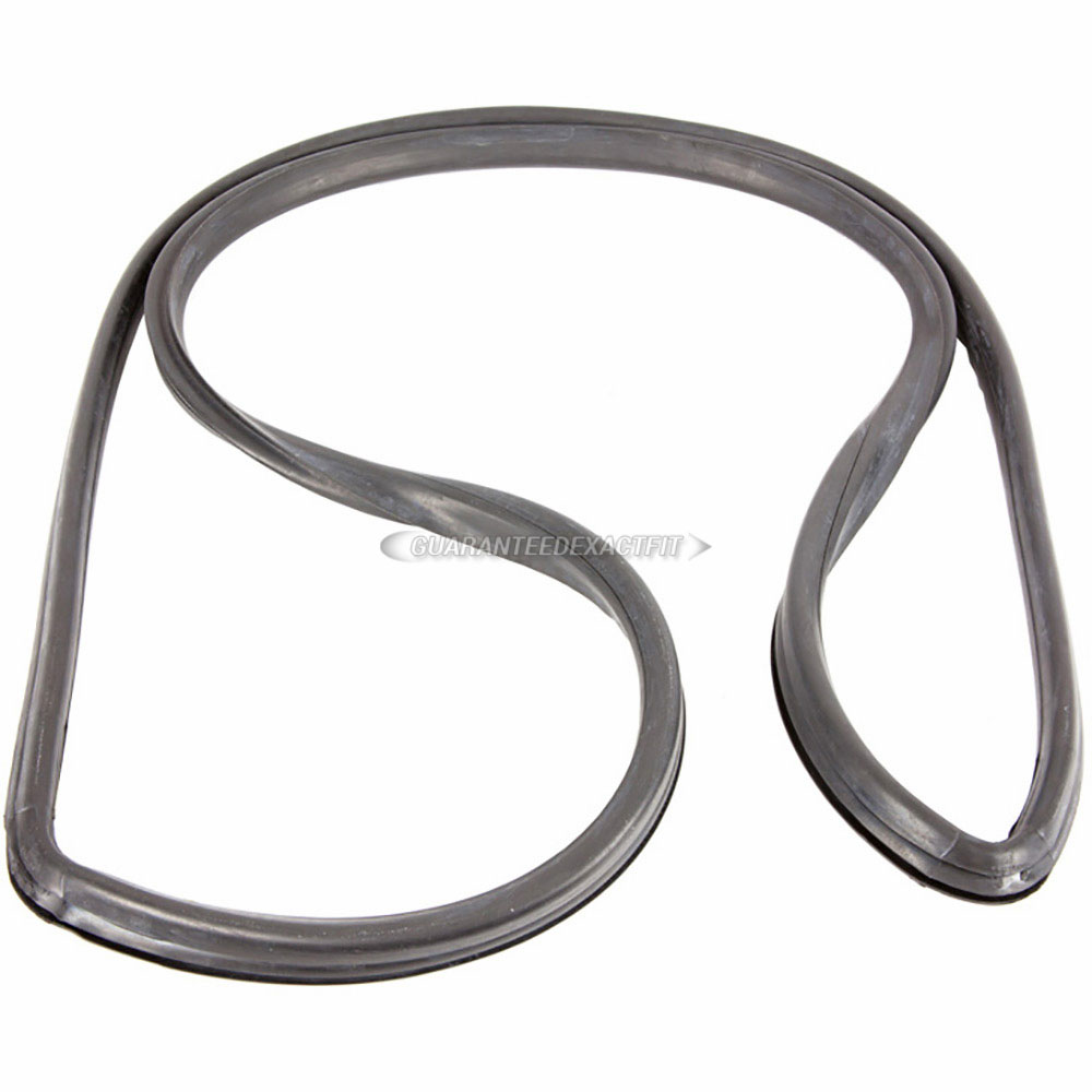 Mercedes_Benz 450SEL                         Door Window Seal