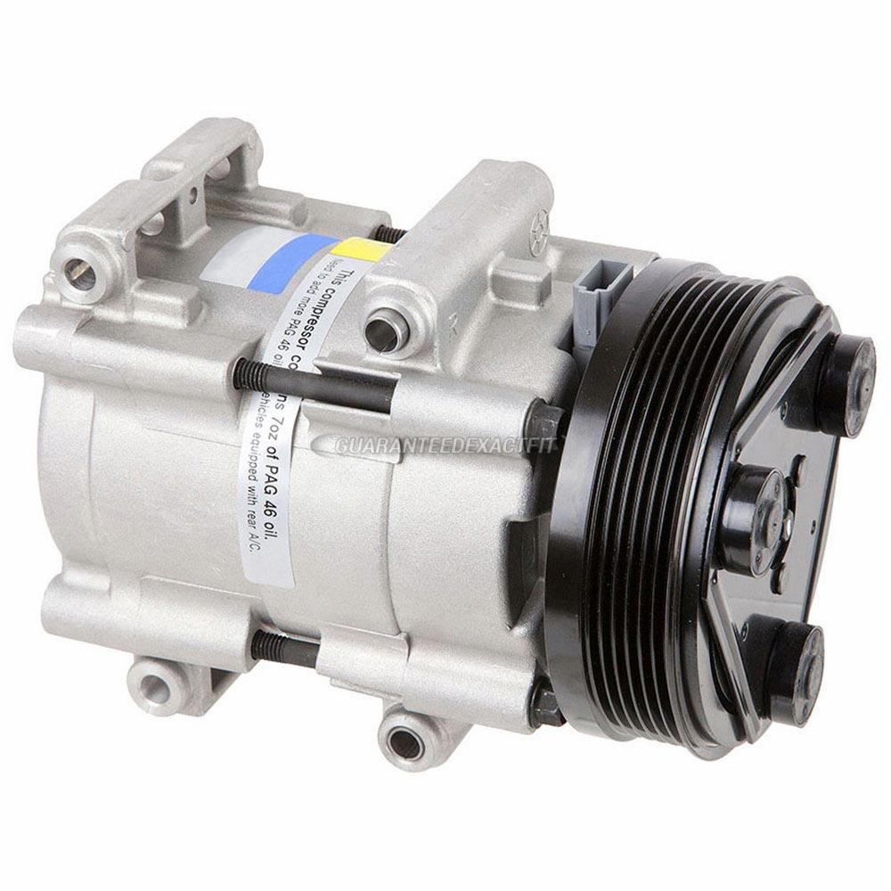 Lincoln Continental A/C Compressor