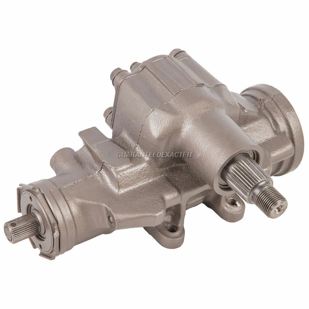 Jeep CJ Models                      Power Steering Gear BoxPower Steering Gear Box