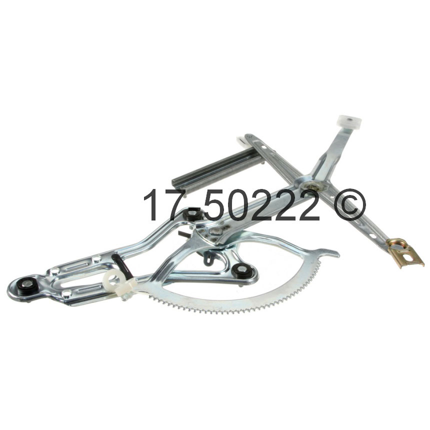 Mercedes_Benz 260E                           Window Regulator Only