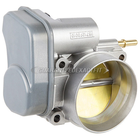 Saab 9-7X                           Throttle BodyThrottle Body