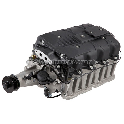 Cadillac STS                            SuperchargerSupercharger