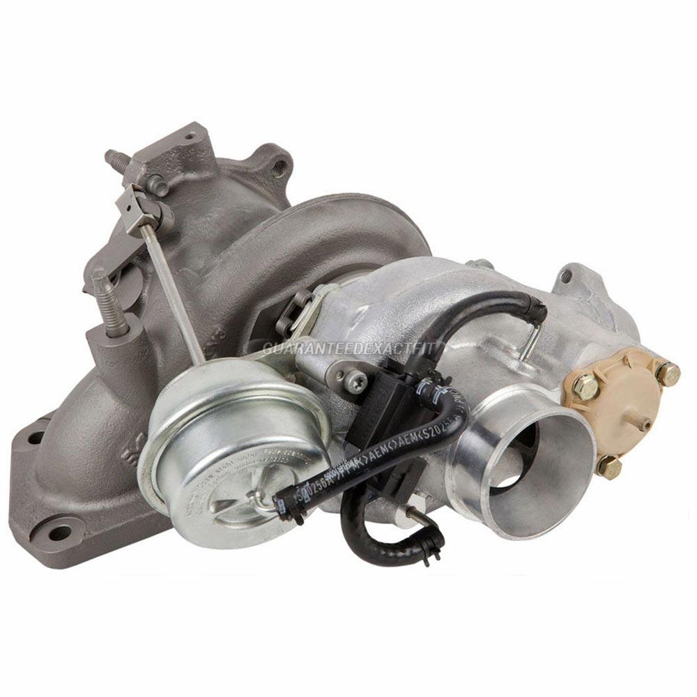 2009 Chevrolet HHR Turbocharged Models Turbocharger