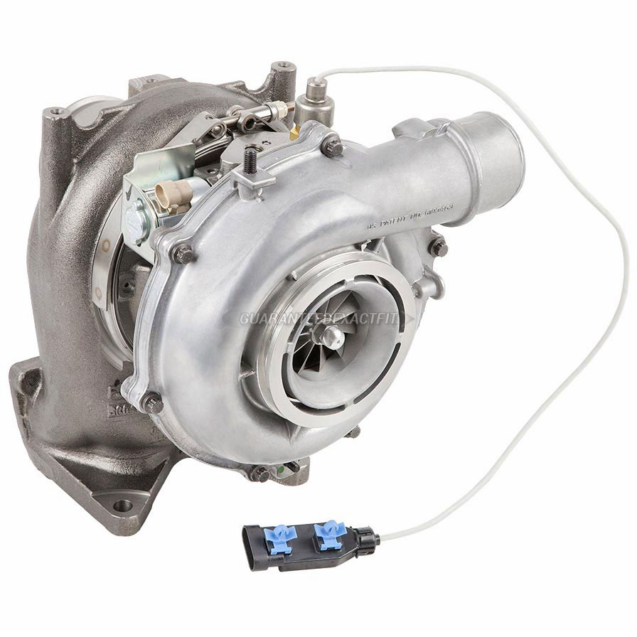 2012 Chevrolet Silverado 6.6L Diesel LML Engine Turbocharger