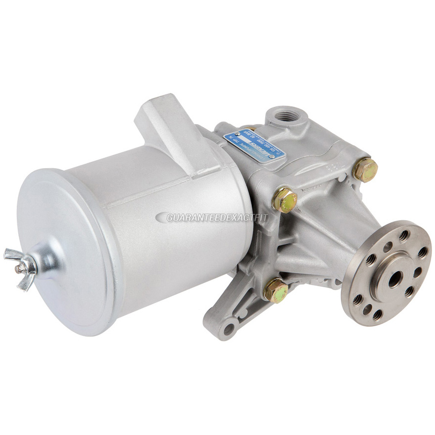Mercedes_Benz 350SDL                         Steering PumpSteering Pump
