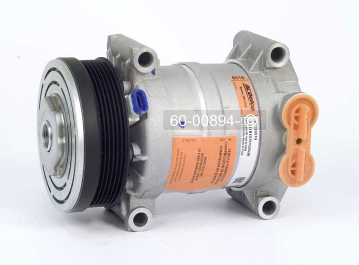 GMC S15 Jimmy A/C Compressor
