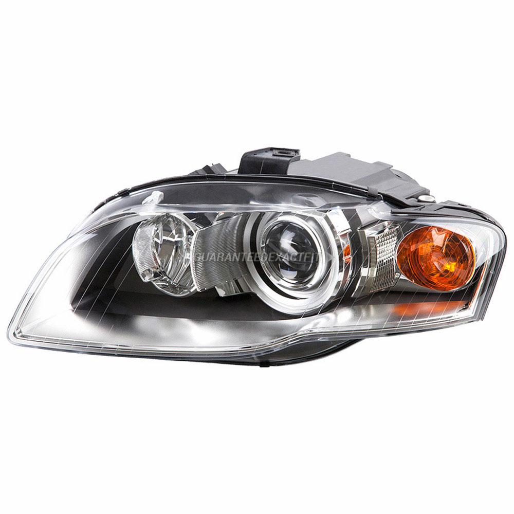 Audi S4                             Headlight AssemblyHeadlight Assembly