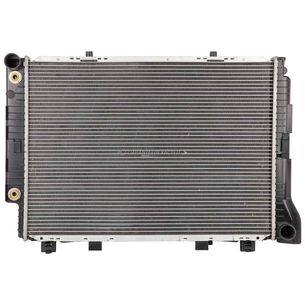 Mercedes_Benz 300SD                          RadiatorRadiator