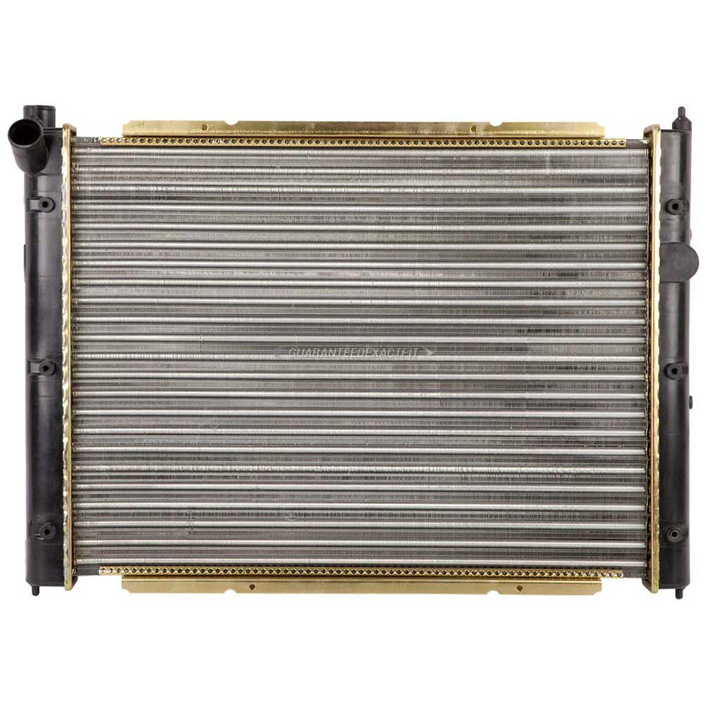 VW Vanagon                        RadiatorRadiator