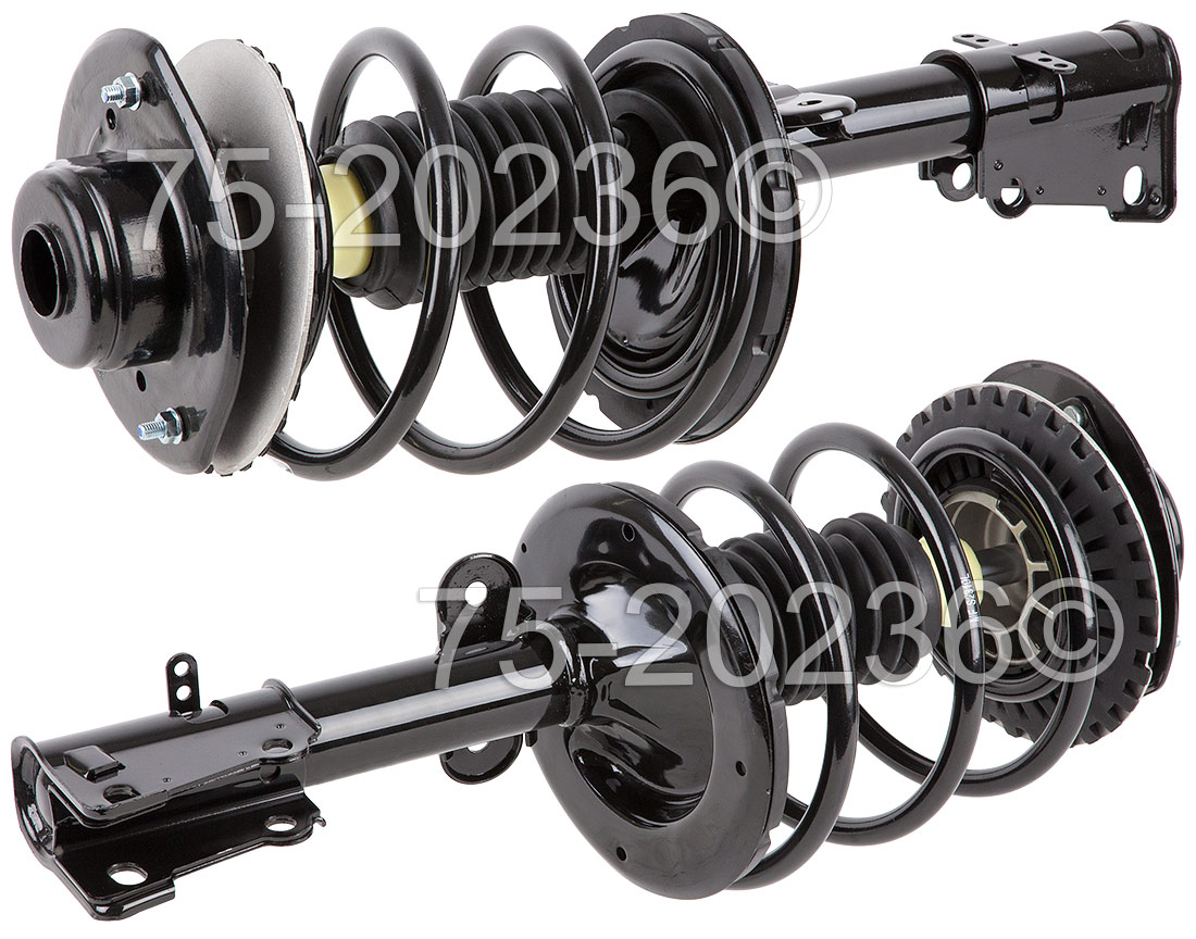 Dodge Grand Caravan                  Strut AssemblyStrut Assembly