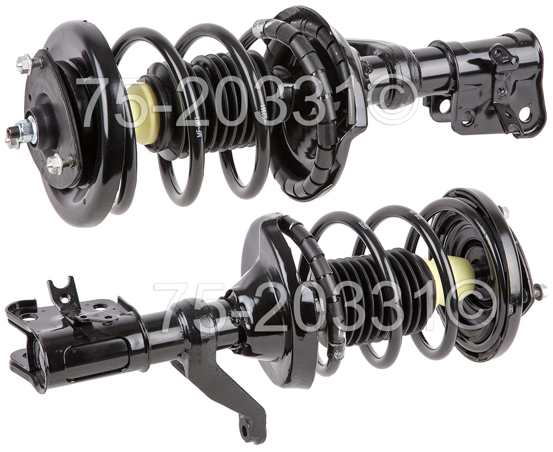 Honda Civic                          Strut AssemblyStrut Assembly