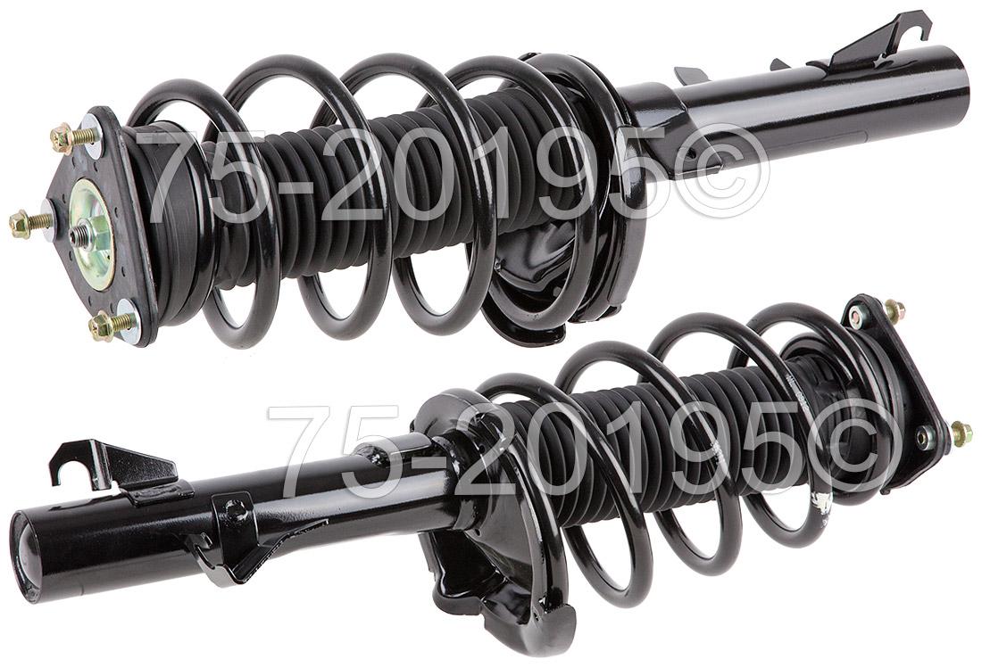 Mazda 3                              Strut AssemblyStrut Assembly