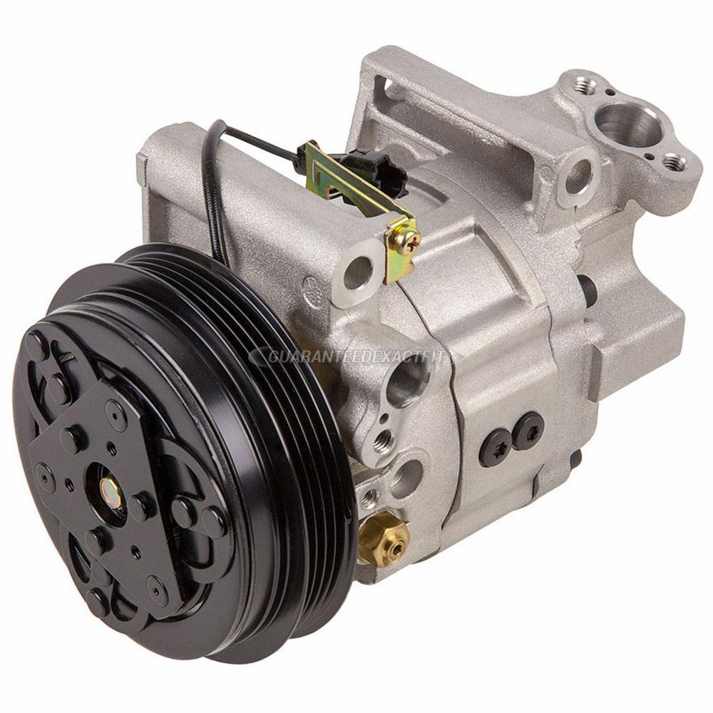 Subaru Legacy A/C Compressor