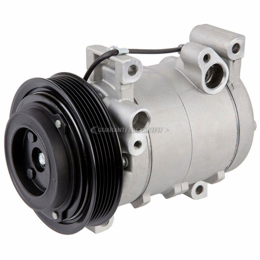 Honda Passport A/C Compressor
