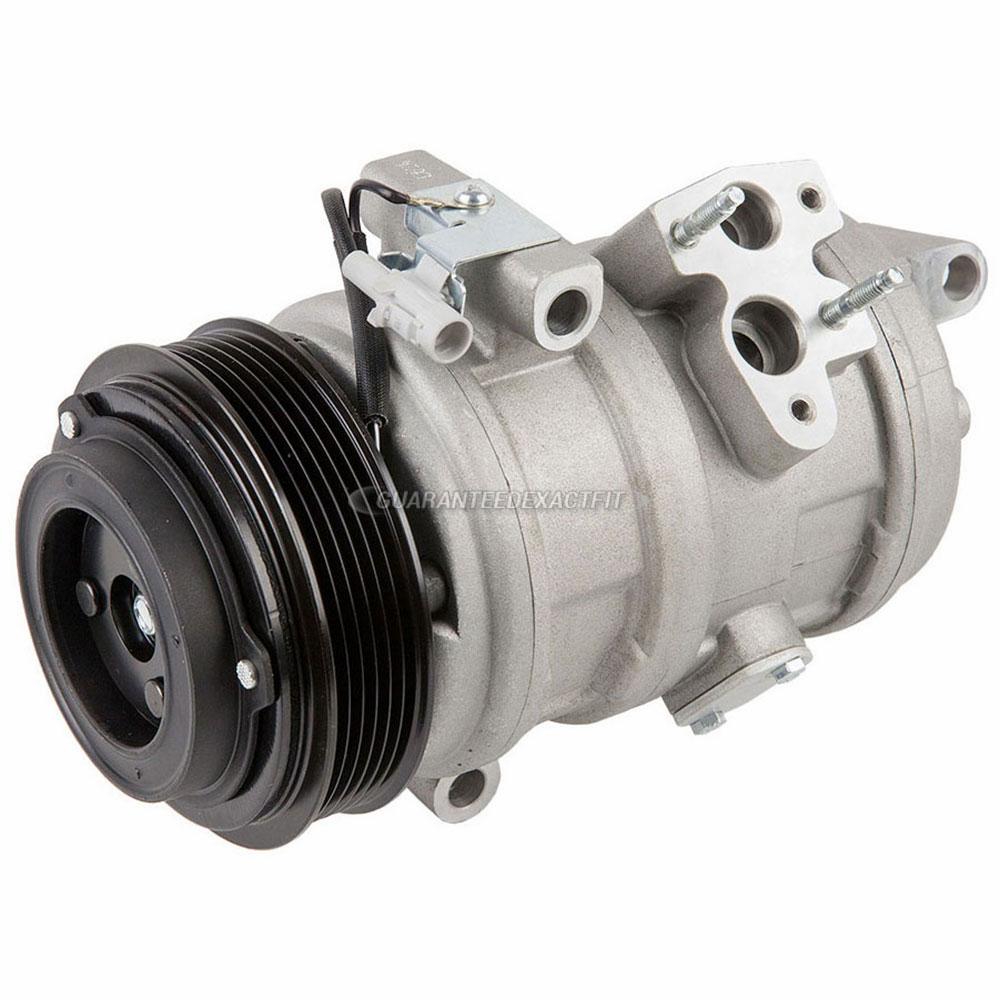Lexus GX470                          A/C CompressorA/C Compressor