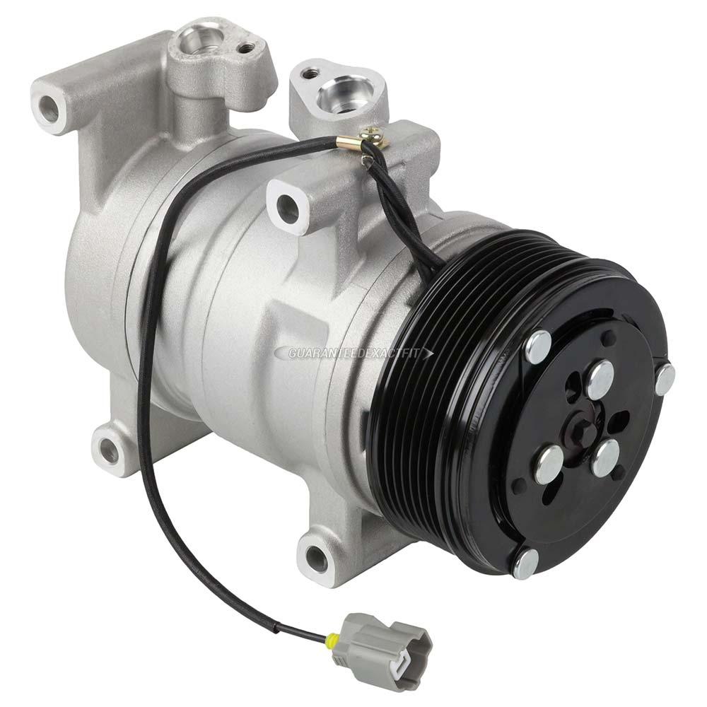 2002 Honda CRV A/C Compressor From Discount AC Parts