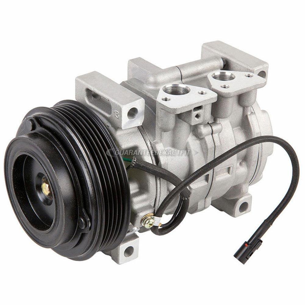 Suzuki Aerio                          A/C CompressorA/C Compressor