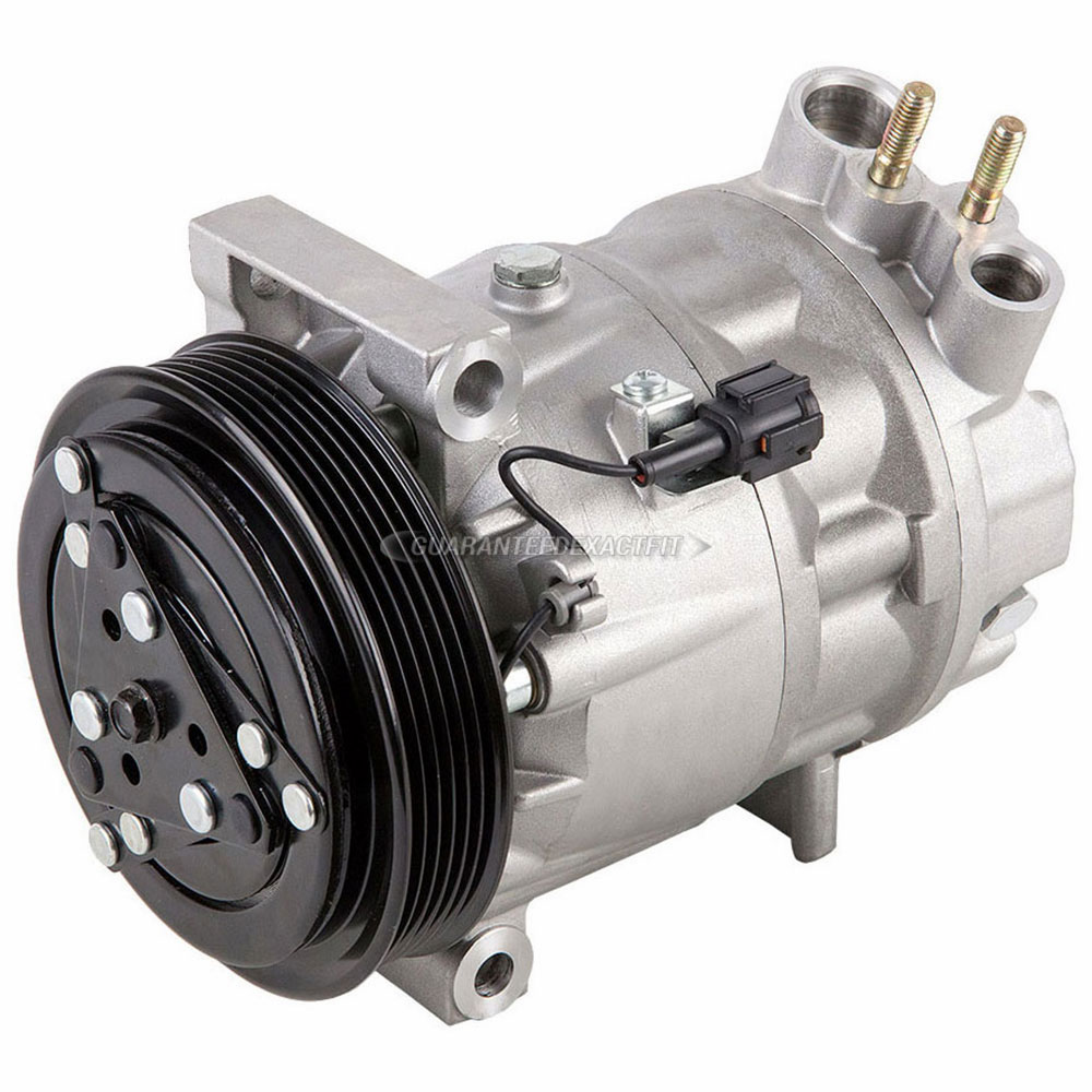 Infiniti I35                            A/C CompressorA/C Compressor