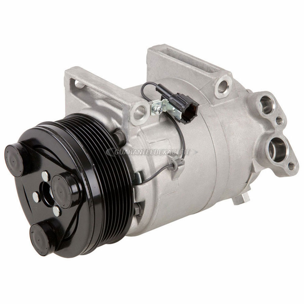Nissan Titan                          A/C CompressorA/C Compressor