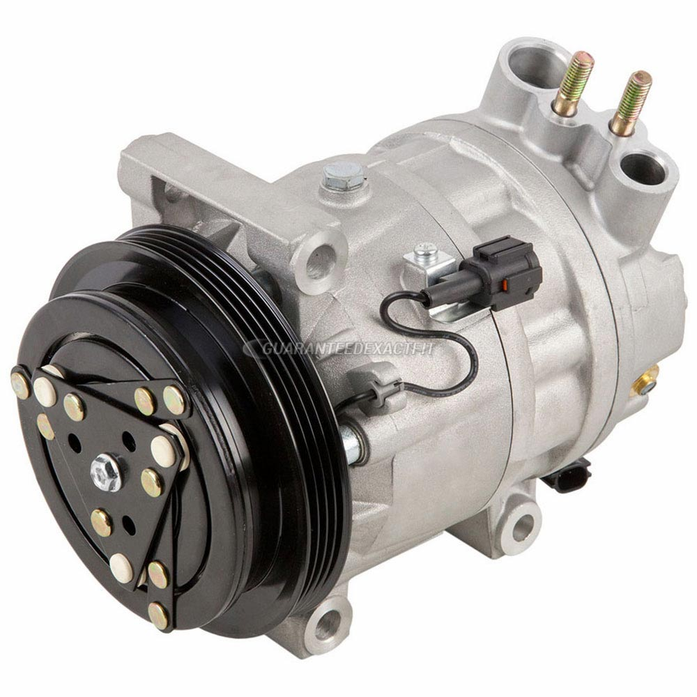 Infiniti FX35                           A/C CompressorA/C Compressor