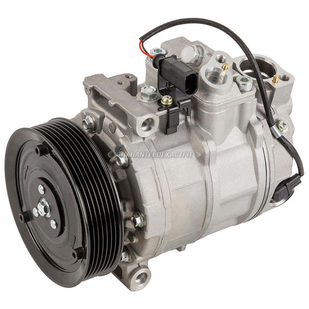 VW Phaeton                        A/C CompressorA/C Compressor