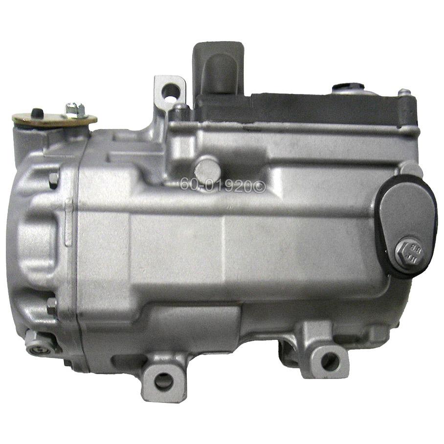 Lexus RX400h                         A/C CompressorA/C Compressor