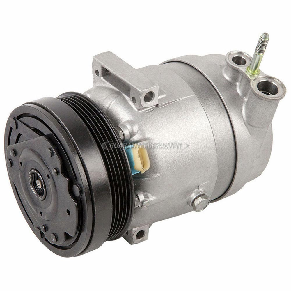 Pontiac G3                             A/C CompressorA/C Compressor
