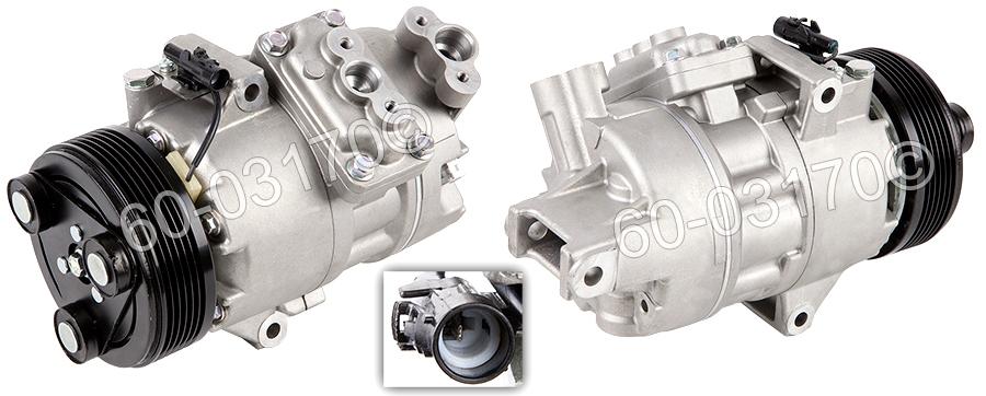 Suzuki Kizashi                        A/C Compressor