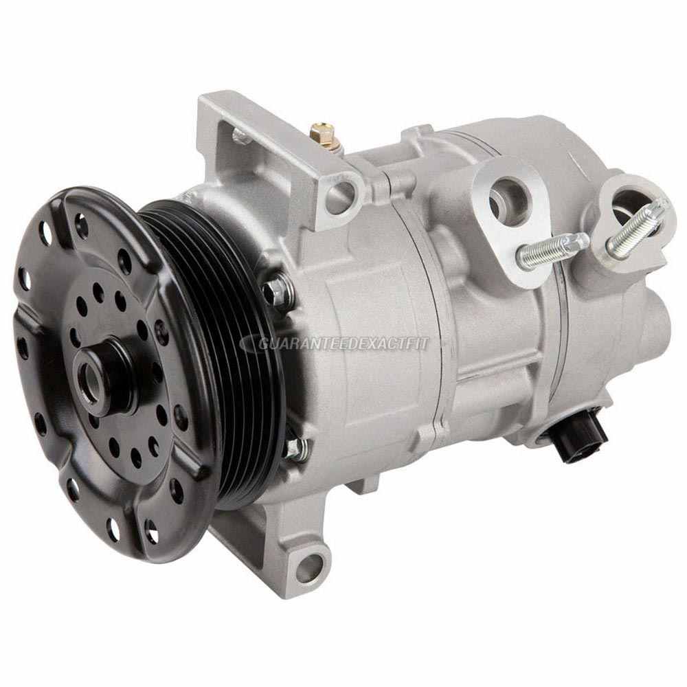 Jeep Compass A/C Compressor