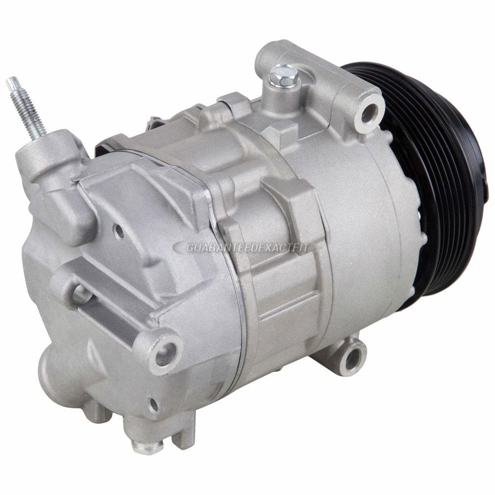 2015 Chrysler 200 A/C Compressor 3.6L Engine 60-03708 NA