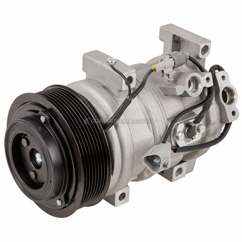 Lexus LX570 A/C Compressor