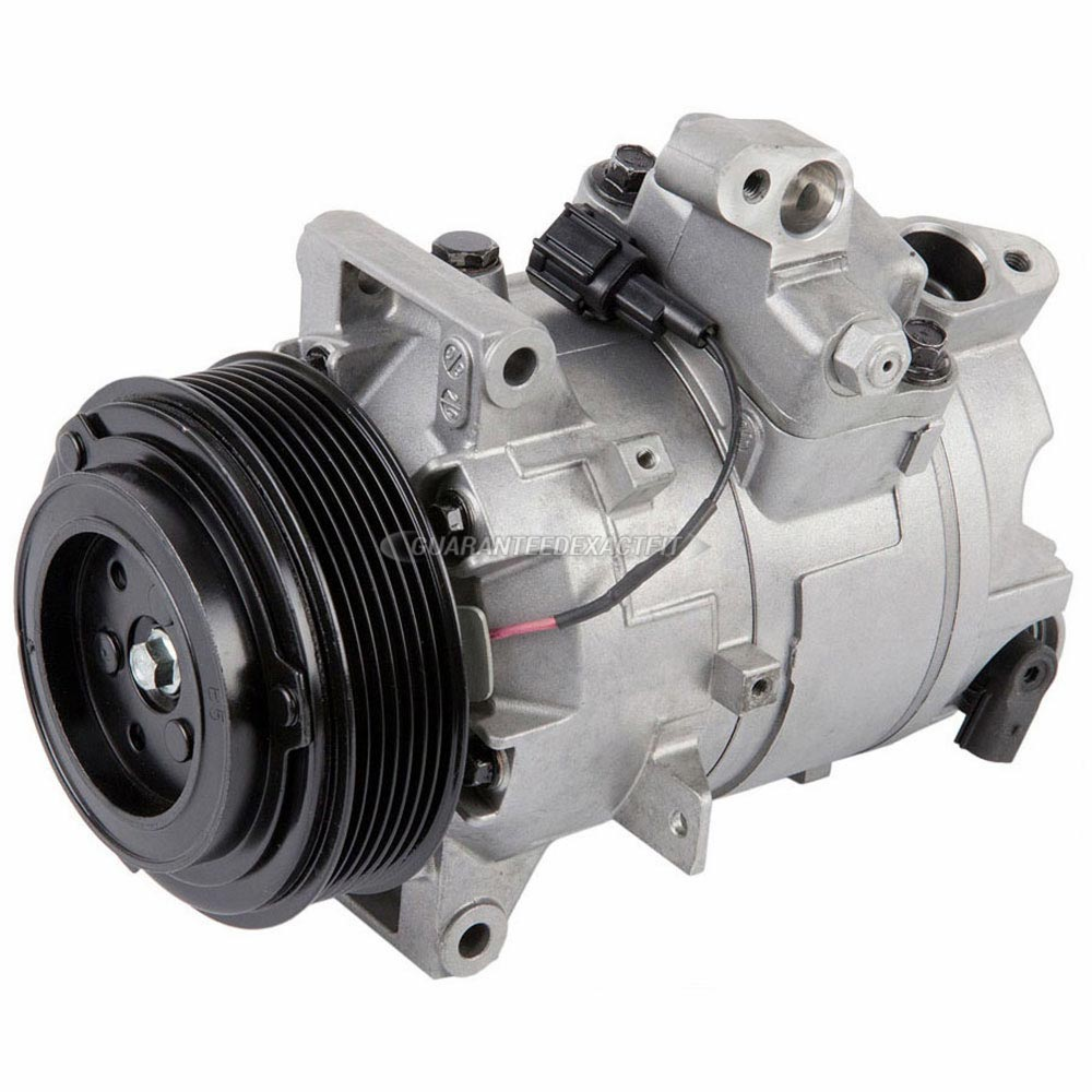 Nissan 370Z                           A/C Compressor