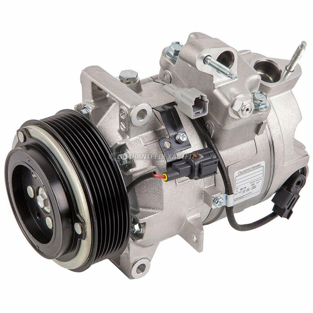 Infiniti G37 A/C Compressor