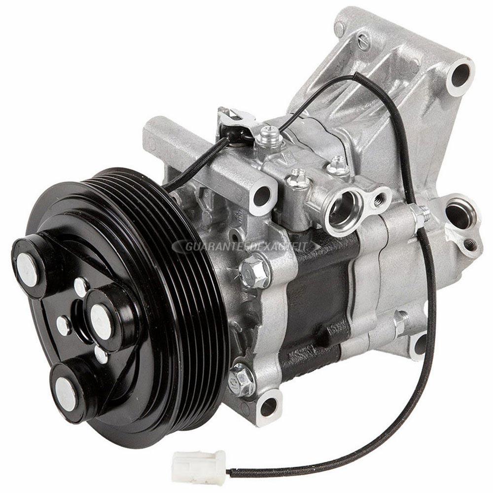 Mazda 2                              A/C CompressorA/C Compressor
